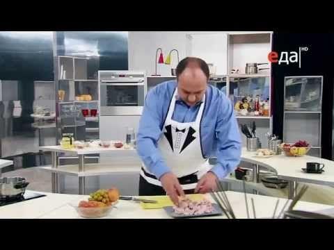 Как мариновать куриные крылышки мастер-класс от шеф-повара / Илья Лазерсон…
