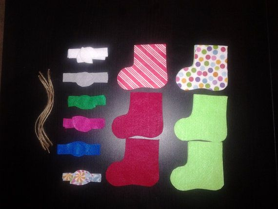 #diy, make with your #kids.Hey, I found this really awesome Etsy listing at https://www.etsy.com/listing/170088015/diy-mini-stocking-kit-design-your-own
