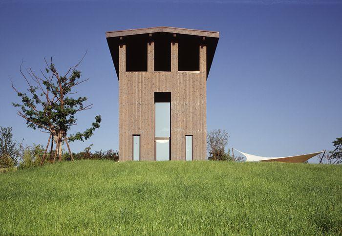 Villa su tre livelli - Cini Boeri - Foto di Francesco Jodice