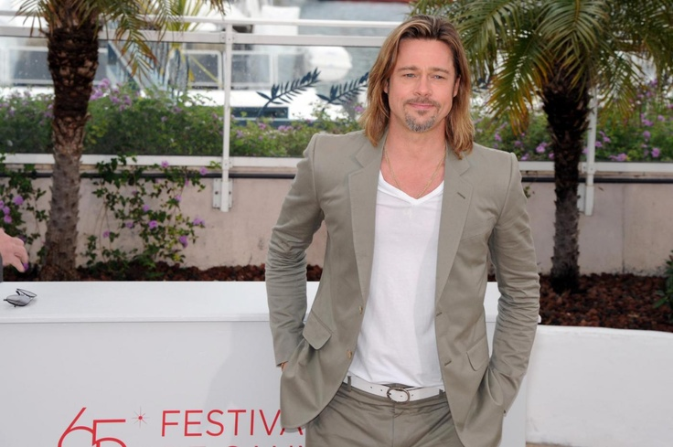 Brad Pitt al Festival di Cannes 2012 - Killing Me Softly film
