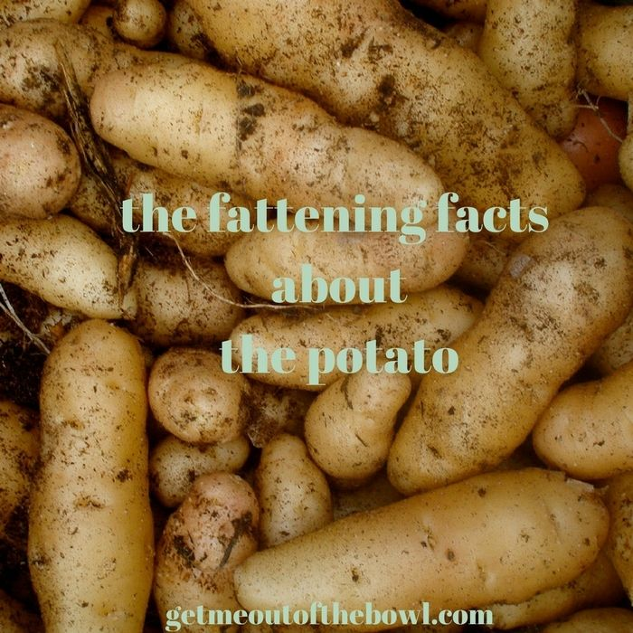 Gotta love potatoes, but can you still lose weight eating them?