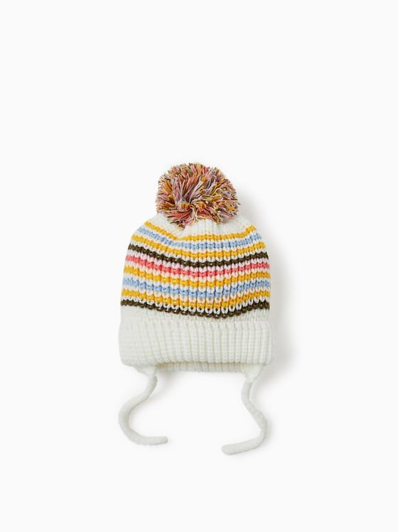 46934250e7 COLOURFUL HAT - NEW IN-BABY GIRL | 3 months - 4 years-KIDS | ZARA ...