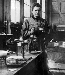 Inventors killed by their own inventions  Marie Curie- Radioactive substances/  Ever wondered where the word 'Polonium' came from? Well, it came from a Polish physicist and chemist and Nobel Prize winner Marie Curie who named her newly discovered chemical after her native country.