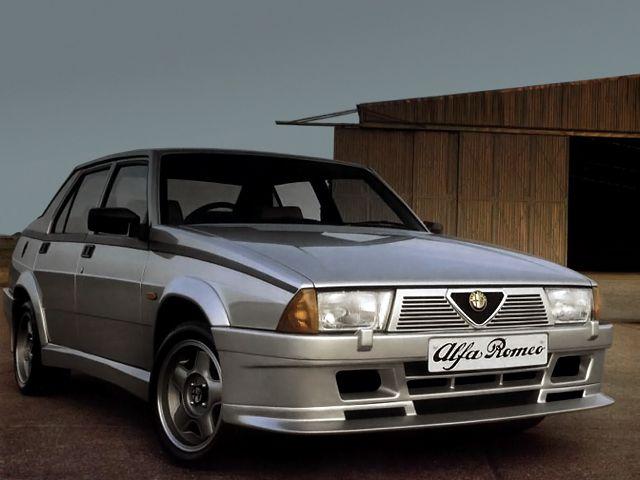 "Alfa Romeo 75 6V 3.0 ""Veloce"""