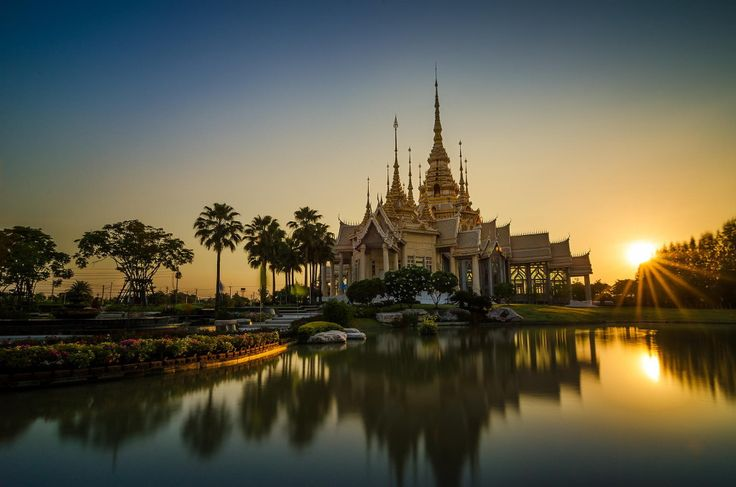 Interesting Facts About Thailand: Temple in Nakhon Ratchasima, Thailand