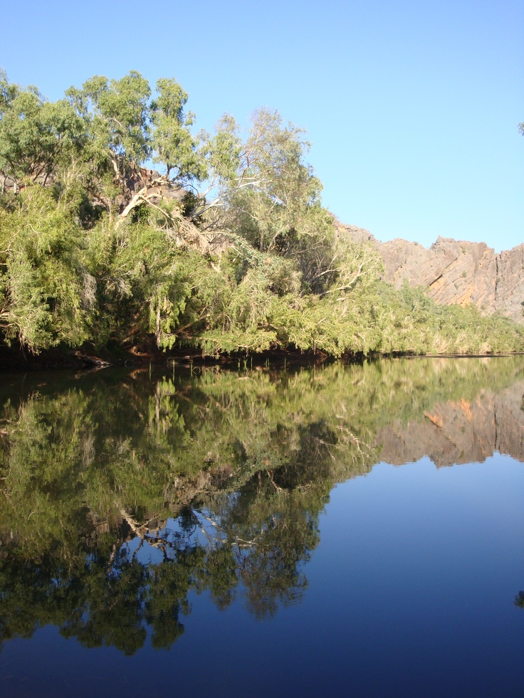 Windjana Gorge - Gibb River Road