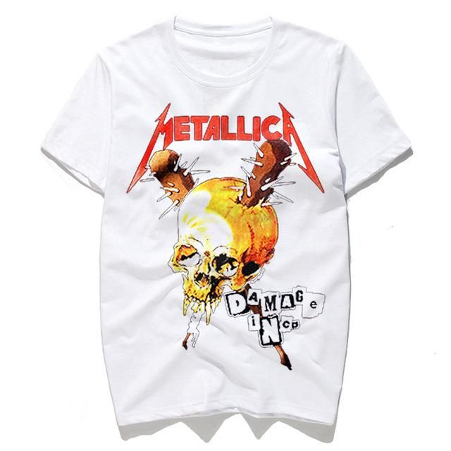 Metallica - Damaged Inc. T-shirt