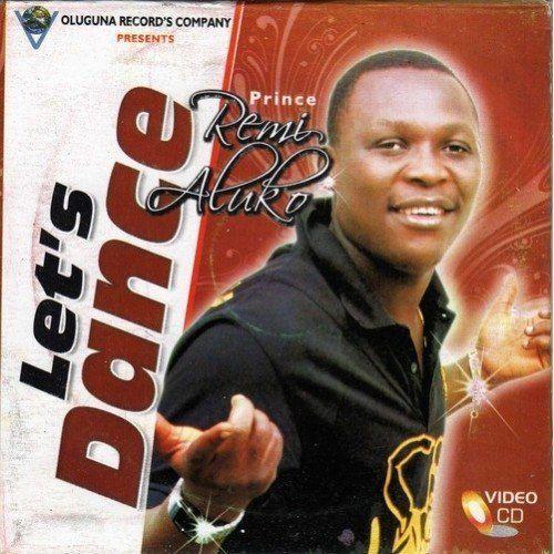 Remi Aluko - Let's Dance - Video CD