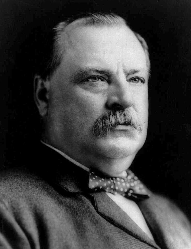 Stephen Grover Cleveland was born on March 18, 1837, in Caldwell, New Jersey to Richard Falley Cleveland and Ann Neal Cleveland. He was the 22nd and 24th President of the United States. His childhood home in Caldwell, NJ is the only home dedicated to this U.S. President.