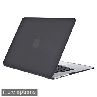 INSTEN Rubber Coated Laptop Case Cover for Apple MacBook Air 11-inch