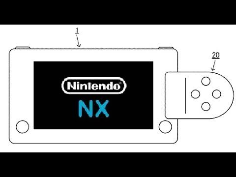 Nintendo NX To Be A Gaming Tablet With Attachable Controlers - According...