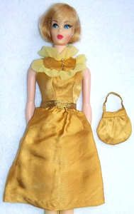 Vintage Barbie Golden Glitter Best Buy #3340 (1972)