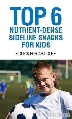 Get some awesome nutrient-dense snacks for your kids after they're done with their games! soccer snack ideas for kids #soccer #kids #recipe