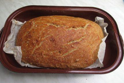 Ivana z Bítovčic pekla domácí chléb. Tak moc se jí povedl, že nám poslala do redakce jednoduchý recept.