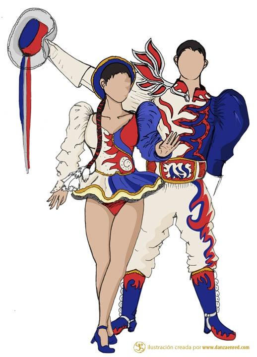 Danza y seducción latinoamericanahttp://www.danzaenred.com/articulo/coqueteo-y-seduccion-en-la-danza-los-caporales