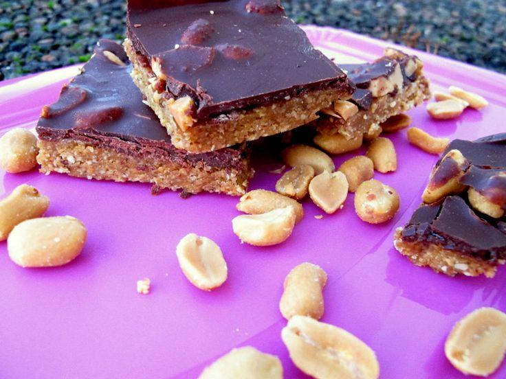 Snickers fra Sprudlende sunn