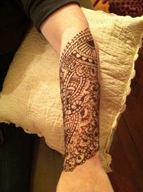 I lost this henna recipe and am glad that I found it!
