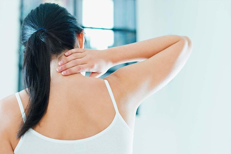5 Ways to Get Rid of Neck Pain Caused by Stress
