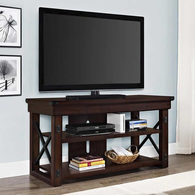 Wildwood Mahogany 50 in. Television Stand
