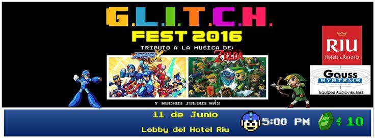 Glitch Fest 2016 - Ciudad de Panamá, 11 de Junio 2016 ~ Kagi Nippon He ~ Anime Nippon-Jin