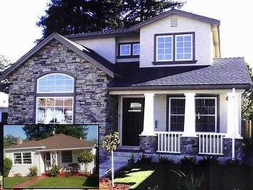 Best 25 second story addition ideas on pinterest house for Pre made home additions
