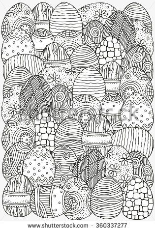 Drawings To Colour In Stock Vectors & Vector Clip Art | Shutterstock