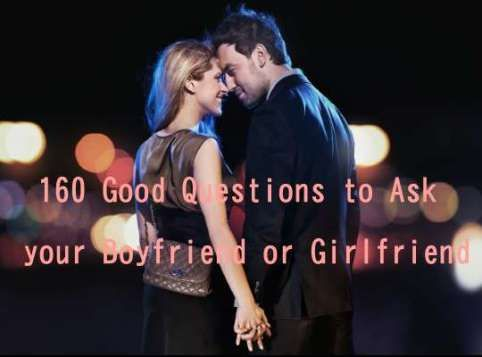 good flirty questions to ask your girlfriend