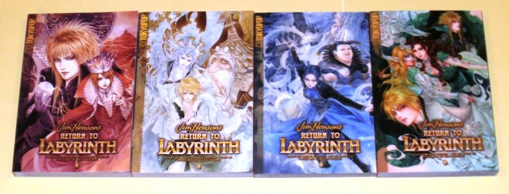 Return to Labyrinth takes place, as the title suggests, years after Sarah has gone into the labyrinth for the first time. Description from catacombxkitten.blogspot.com. I searched for this on bing.com/images