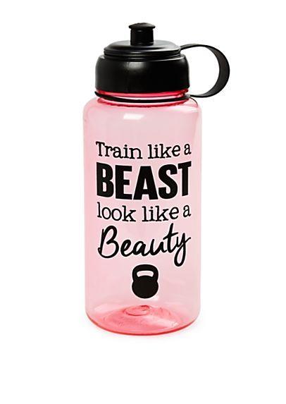 Train Like a Beast Sport Bottle | rue21