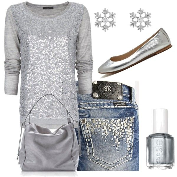 Tis the season to sparkle ladies:) @Heathercarroll I know you like all these sequins:)