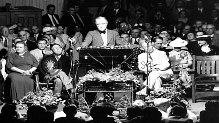 """Franklin Roosevelt Speech Outlining His Good Neighbor Policy - This speech from 1936 further illustrates FDR's motives originally outlined in his first inaugural address.  Roosevelt speaks of being a """"good neighbor,"""" employing negotiations and economic incentives, rather than using a heavy hand to protect U.S. interests throughout the world."""