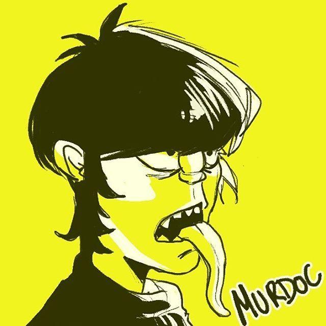#gorillaz #murdocniccals