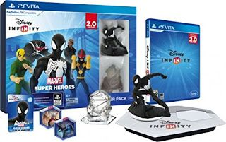Disney Infinity Marvel Super Heroes Starter Pack 2 0