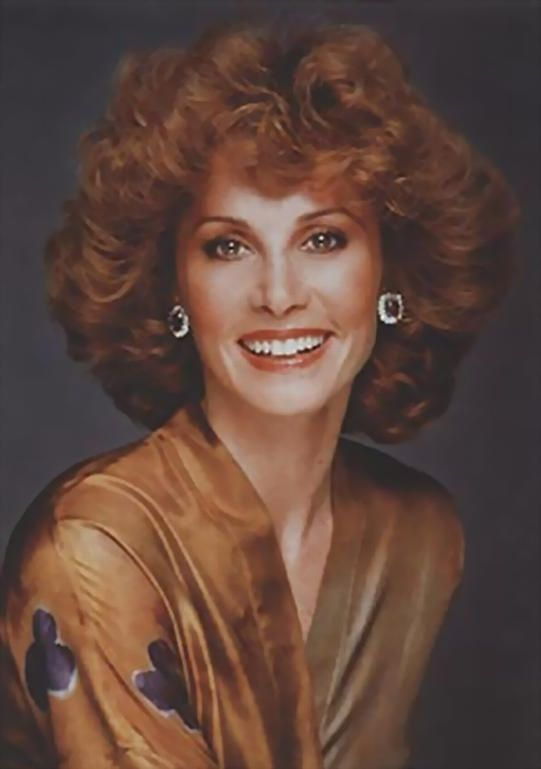 """Meet Mrs. H. She's gorgeous. And one lady who knows how to take care of herself."" Jennifer Hart aka Stephanie Powers."