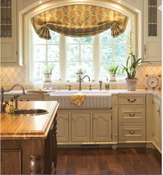 20 Ways To Create A French Country Kitchen: Images Of French Country Kitchens