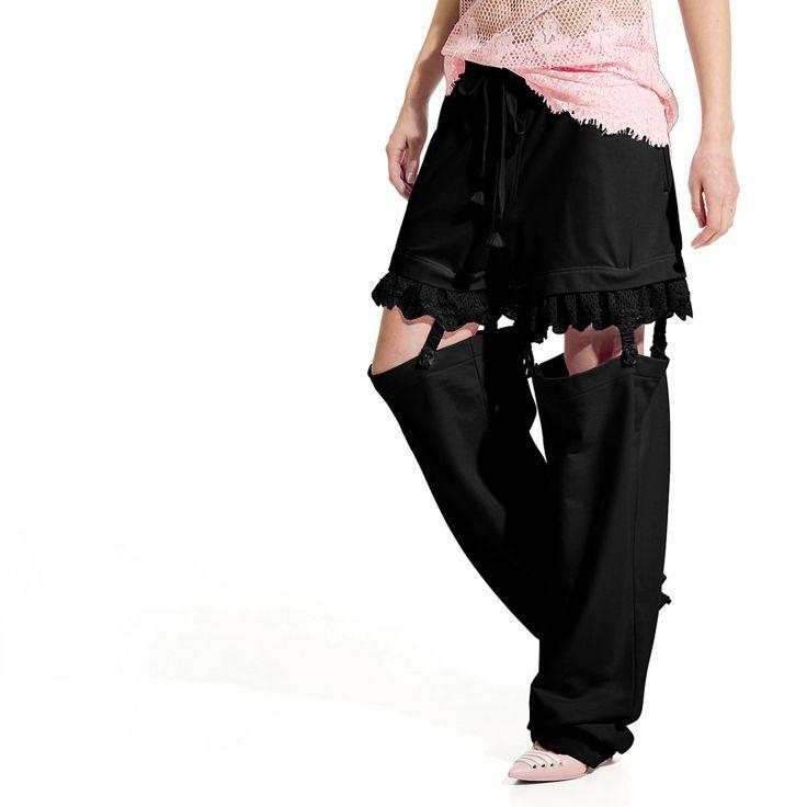 Fenty Puma by Rihanna Suspenders Pants $300