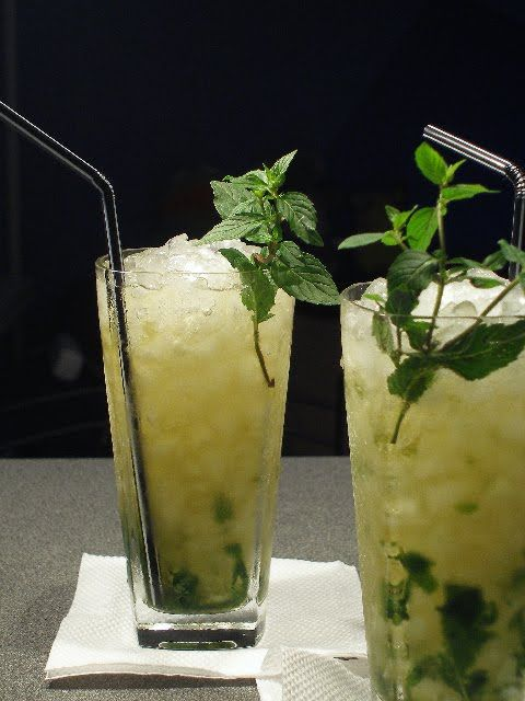 The Disneyland Mint Julep (non alcoholic)