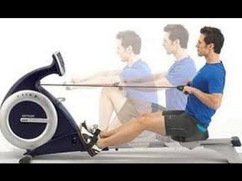 10 Benefits of Rowing Machines.......Thinking about selling that damn elliptical and getting a rowing machine.