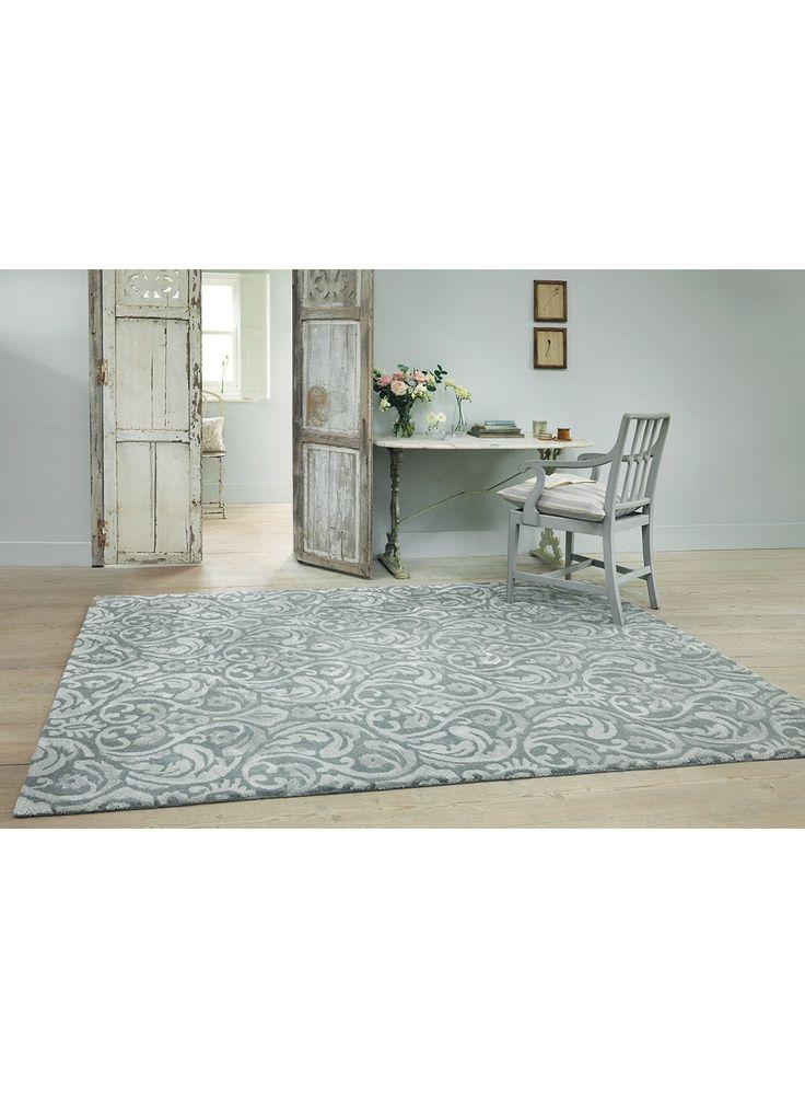 tapis de salon design giulietta gris salon design and salons. Black Bedroom Furniture Sets. Home Design Ideas
