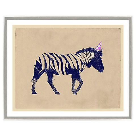 Party Animals in Beige/Blue, II $229.00