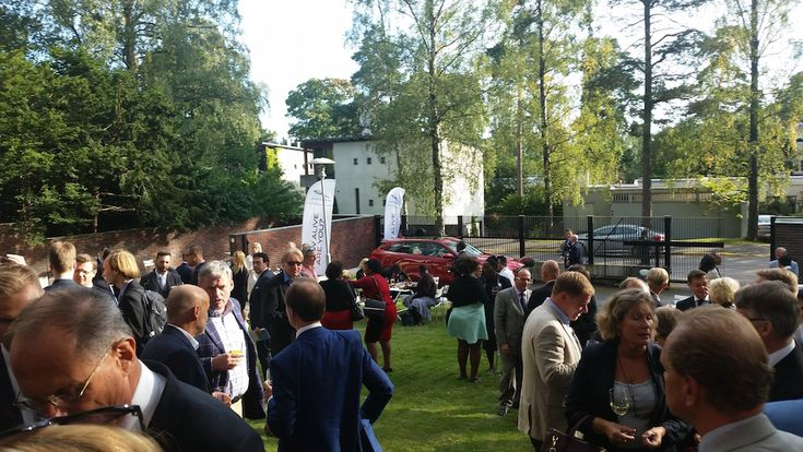 On the last day of summer 2016, the British & Commonwealth Chamber of Commerce in Finland and the Embassy of India in Finland welcomed over 150 members, patrons and friends.