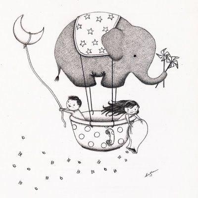 Bella Sinclair Doodlespot: Balloon