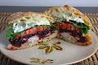 Closet Cooking: Roast Turkey Sandwich with Cranberry Sauce