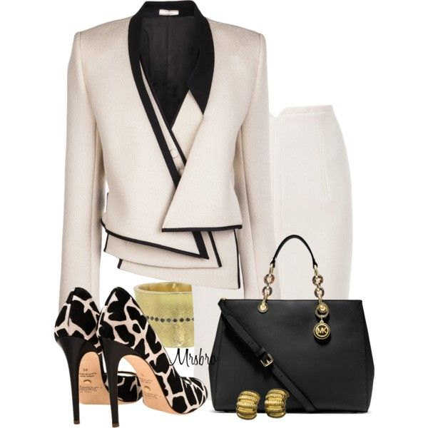Giraffe Shoes ... by mrsbro on Polyvore