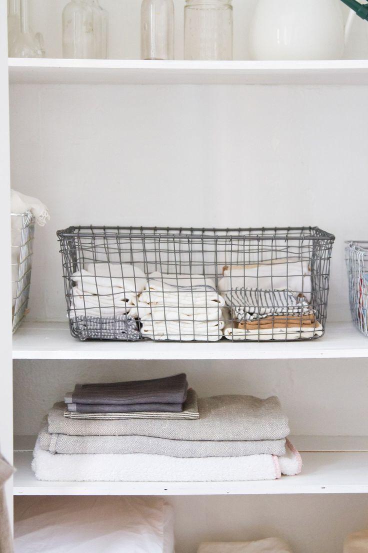 Best 25+ Wire basket storage ideas on Pinterest | Home decor ...