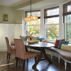 Window Seat breakfast nook