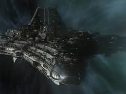 Stargate Universe ship Destiny