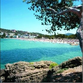 Santa Ponsa - where we are going on holiday - so excited! :oD