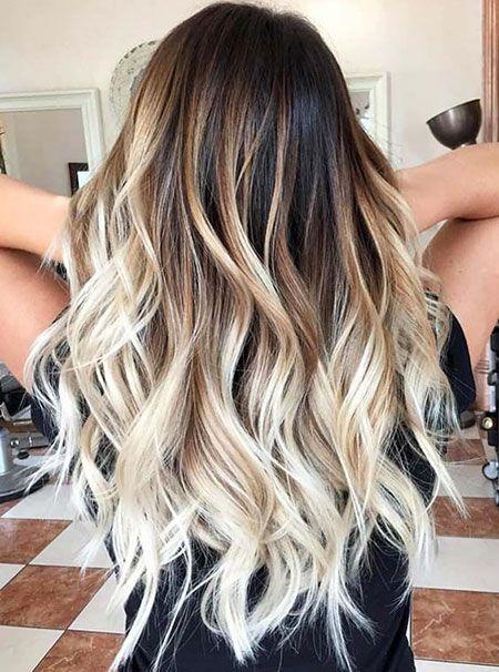 33 Besten Ombre Haarfarbe Ideen Crazy Colorful Hair Brown