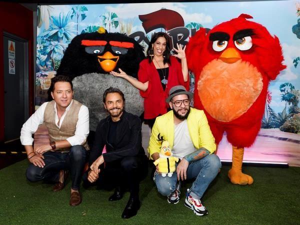 Angry Birds 2 Una Pel Cula Que Invita A Perdonar A Los Enemigos Https Tvespanol Net Videos Tve Angry Birds 2 Una Pelcula Qu Enemigos Angry Birds Cerditos